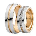 Современные обручальные и помолвочные кольца: в чем разница