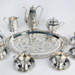 Особенности столового серебра Кубачи