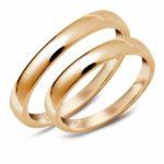 Как сохранить обручальные кольца блестящими?
