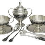 Польза серебряной посуды: полезна ли серебряная посуда?