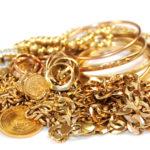 Золотые украшения 585 и 750 пробы. Происхождение, свойства.