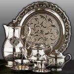 Почему стоит покупать столовое серебро?