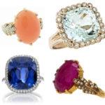 Какие драгоценные камни нужно приобретать на годовщину свадьбы?